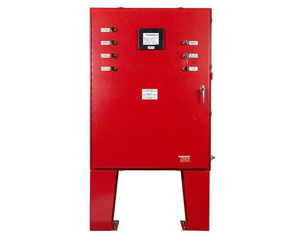 FireSystem 2600HD
