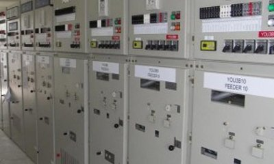Switch Gear & Electrical Equipment