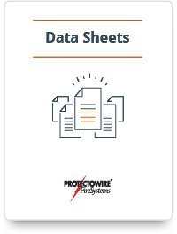 Protectowire FiberSystem 8000 PTS Series Controller Data Sheet