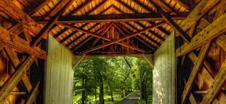Application Spotlight: Covered Bridges