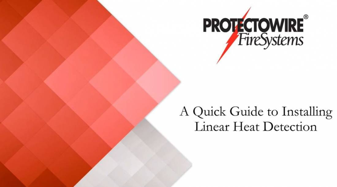A Quick Guide to Installing Protectowire Linear Heat Webinar