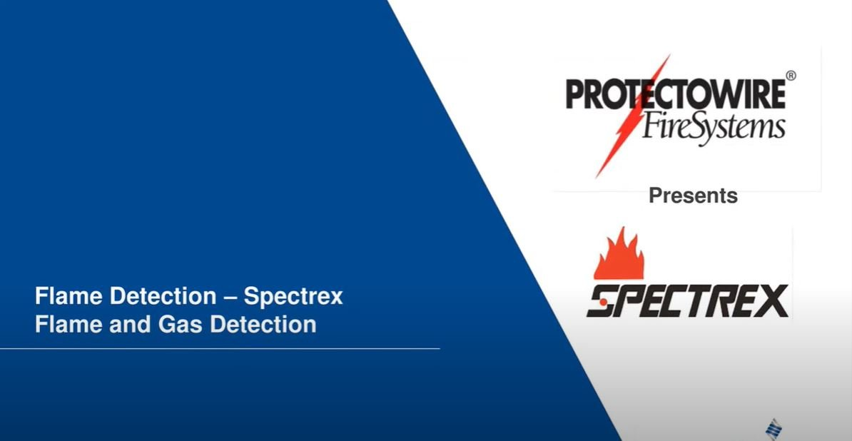 A Beginner's Guide to Flame Detection from the Experts at Spectrex Webinar